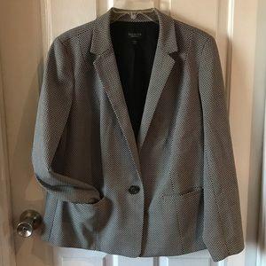 Talbot's |  Women's Single Button Blazer